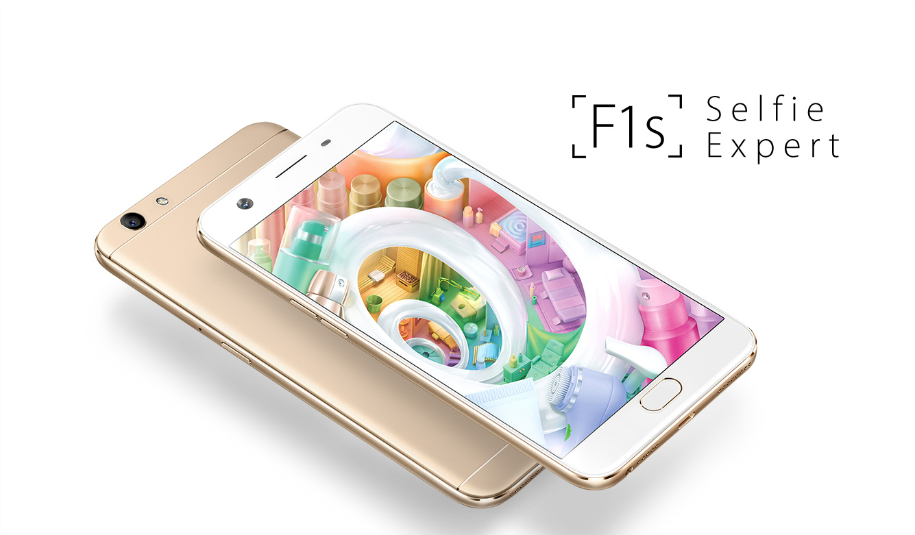 Image result for oppo f1s customizable Finger-print Activated App Launch
