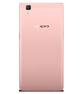 OPPO R7s 玫瑰金