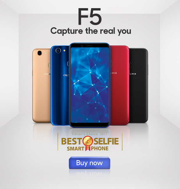 OPPO F5 First Sale