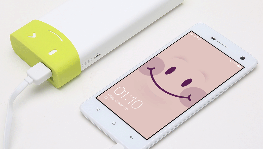 OPPO Emoji Power Bank