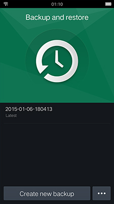 OPPO ColorOS   Backup and Restore