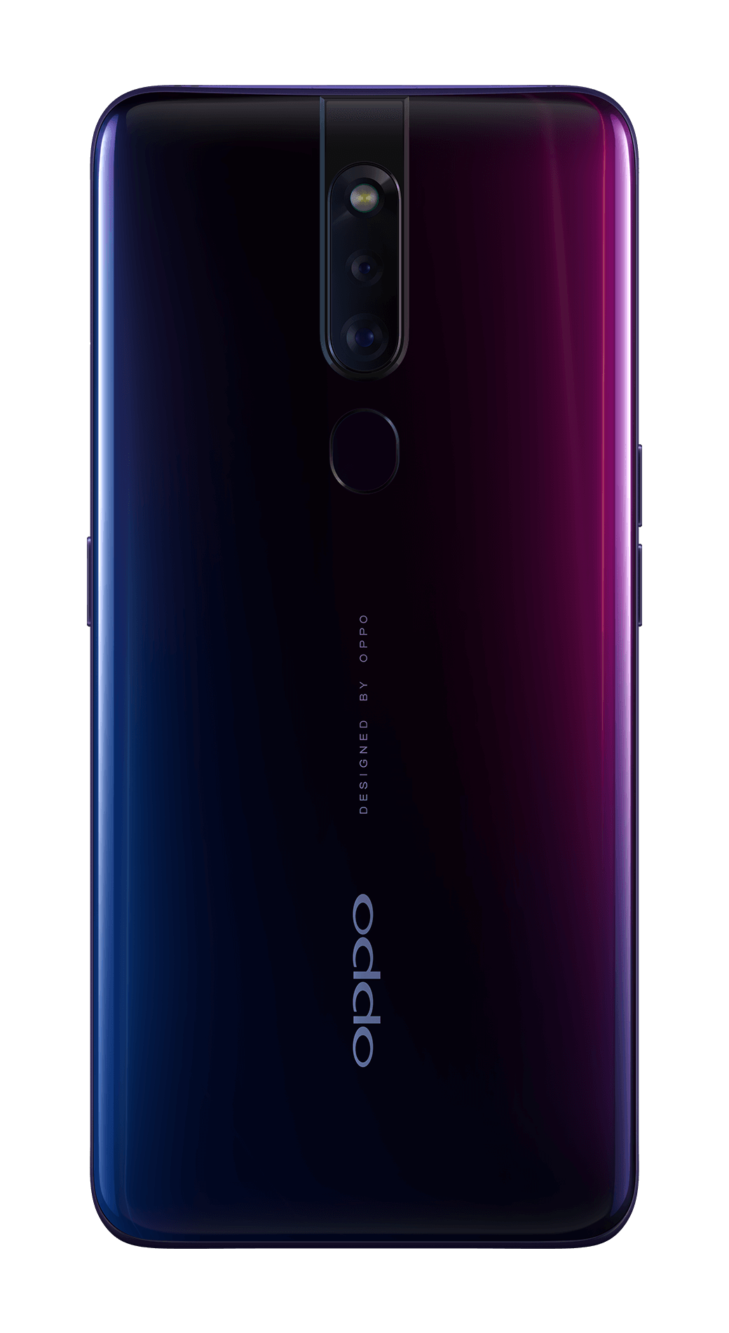 OPPO F11 Pro - camera with professional portrait settings