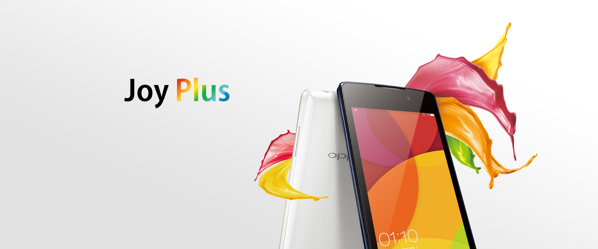 OPPO Joy Plus   Leap Up, Reach Joy