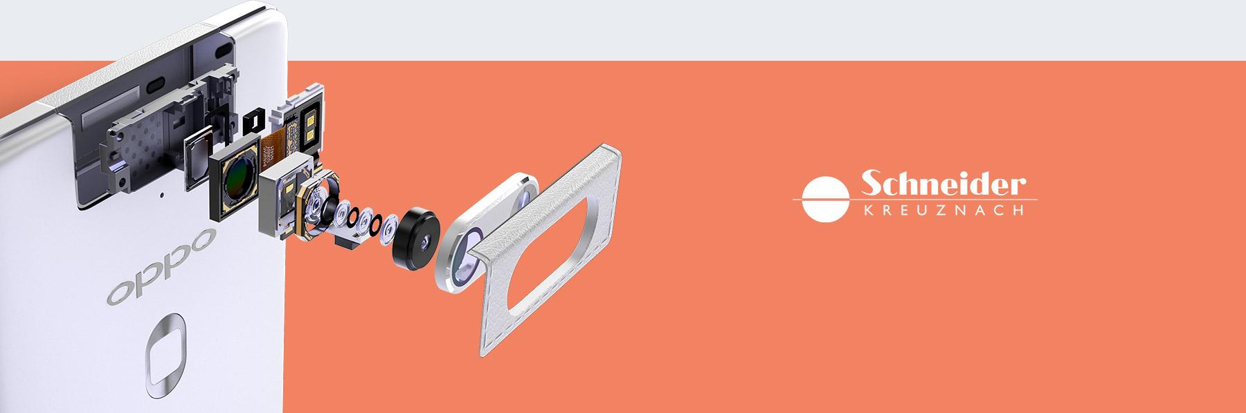 OPPO N3  rotating camera