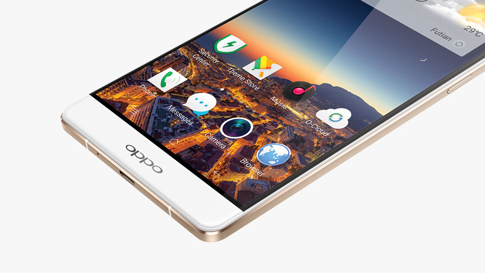 OPPO R7plus   Homescreen Management