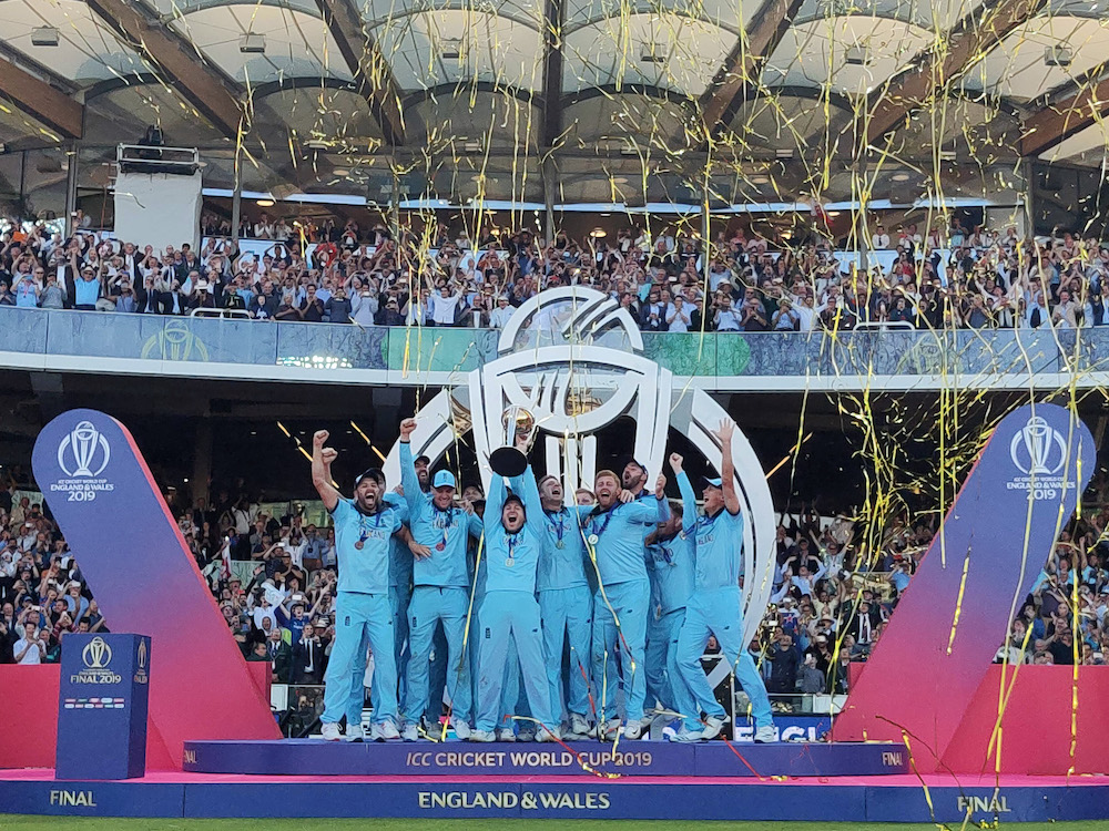 ICC Cricket World Cup 2019 and The Championships, Wimbledon 2019 Come to a Successful Close
