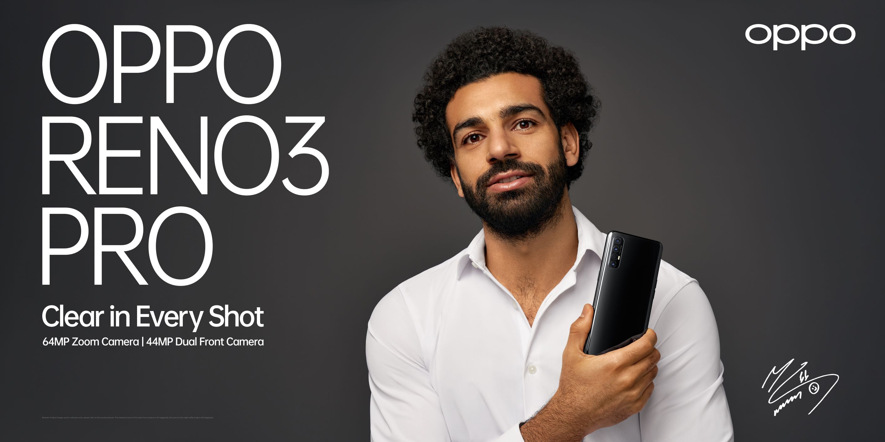 Football Legend Mohamed Salah signs up as OPPO's Brand Ambassador in the Middle East and Africa