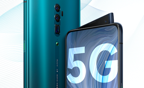 OPPO unveils its first 5G smartphone in the GCC