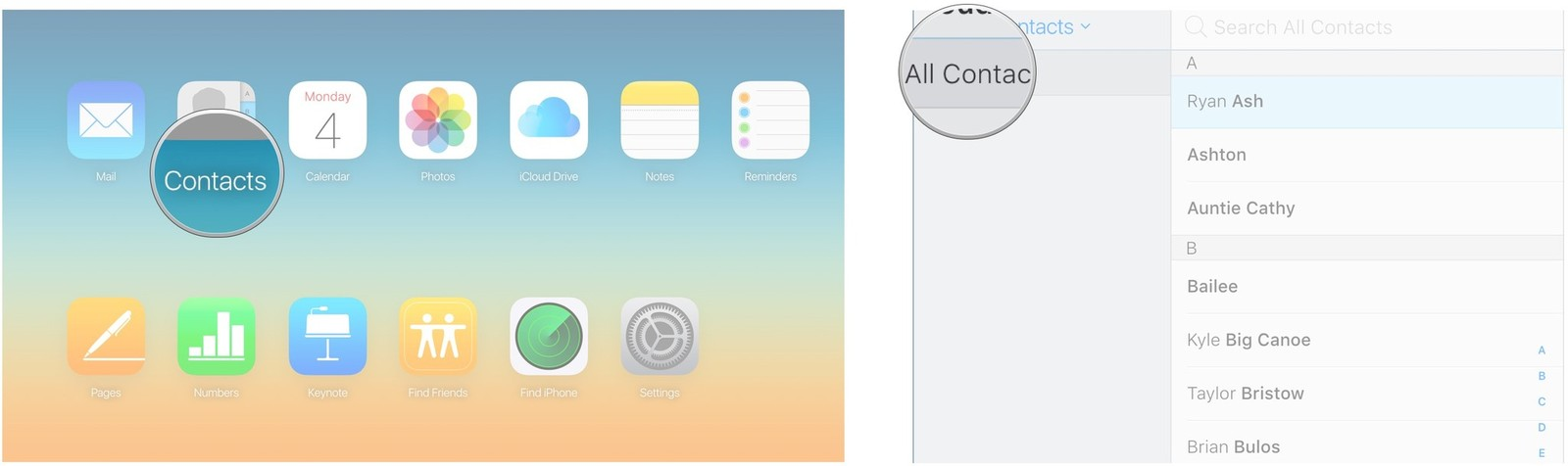 How to transfer contacts from iPhone to Android on OPPO | OPPO Australia