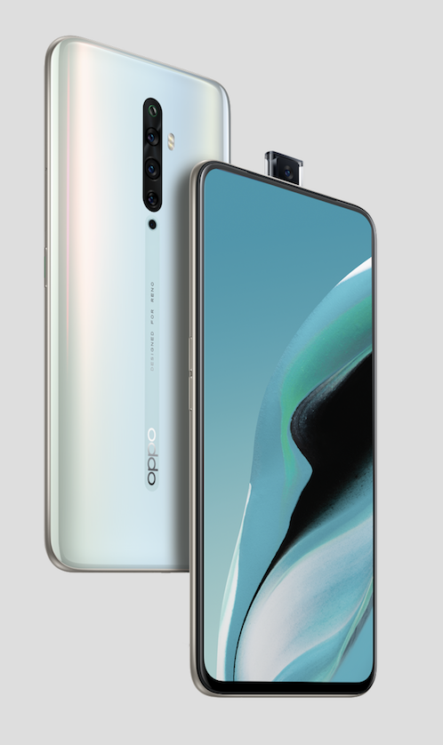 Capture your creativity with OPPO Reno2 Z