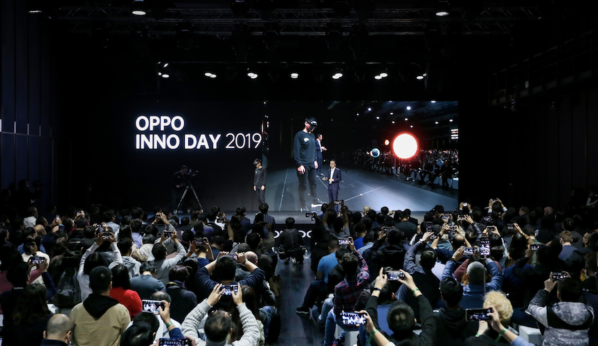 OPPO Plans $10bn R&D Push for Smart Device Ecosystem