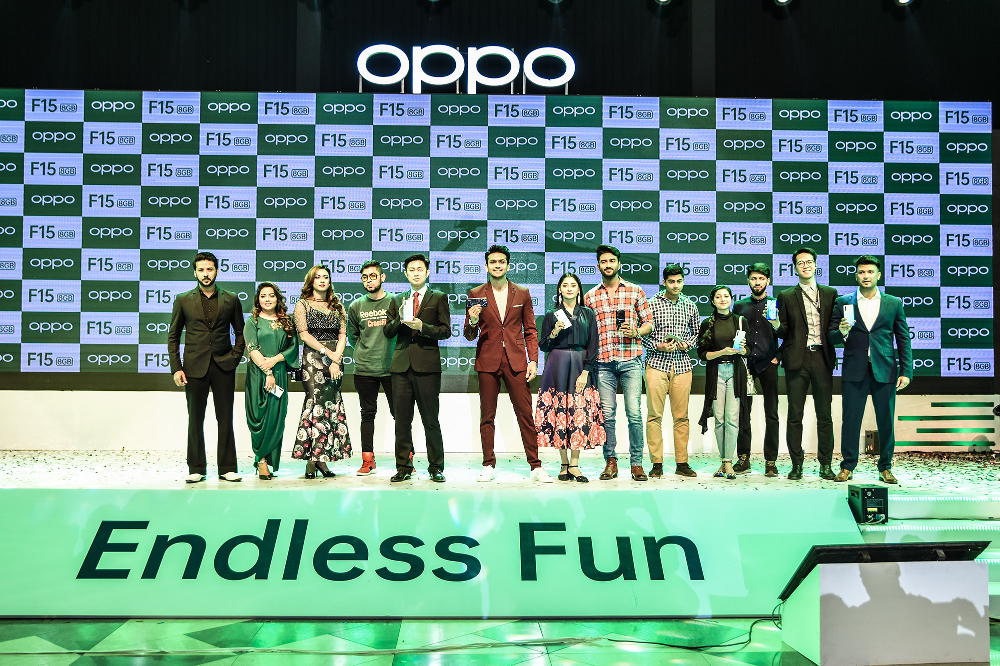 OPPO Launches OPPO F15 in Bangladesh: Pro Photography Comes in an Ultra-Sleek Package