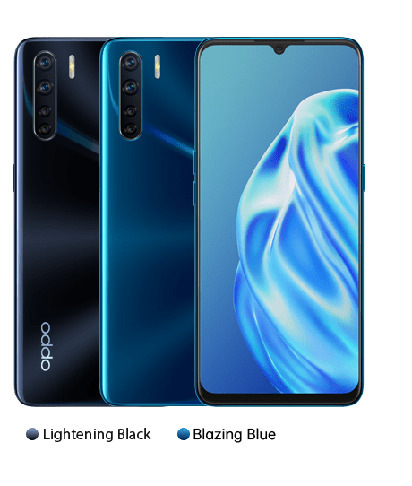 OPPO A91 Harici