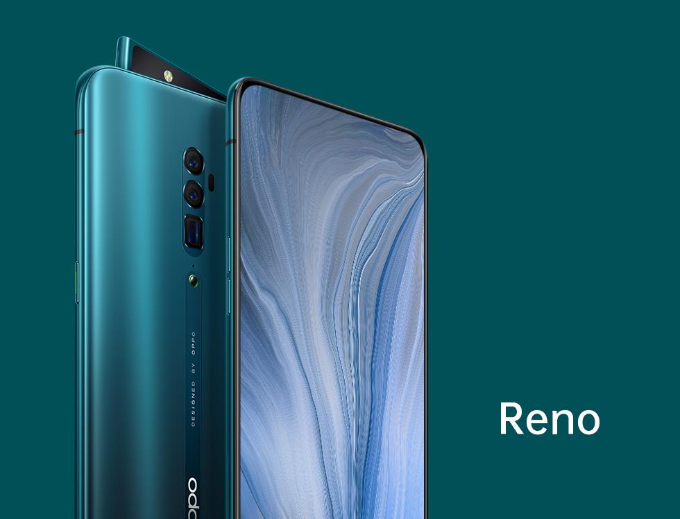 reno 5g launches in Australia June 2019
