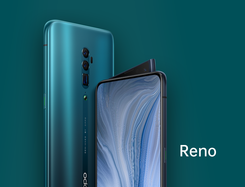 OPPO Reno 5G - Further Your Vision | OPPO Global