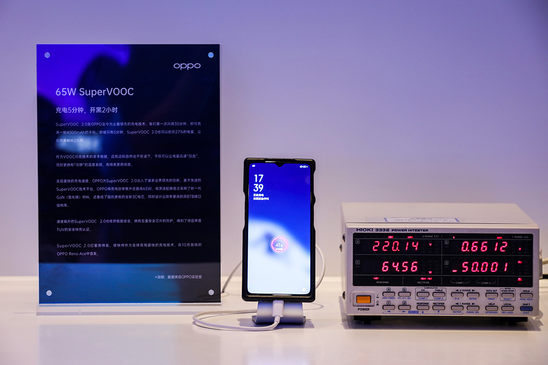 A Brief History of VOOC Flash Charging