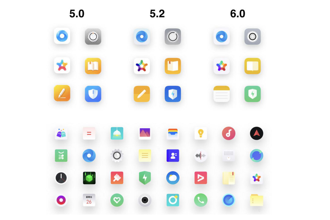 ColorOS 6 updated in design and performance | OPPO Global