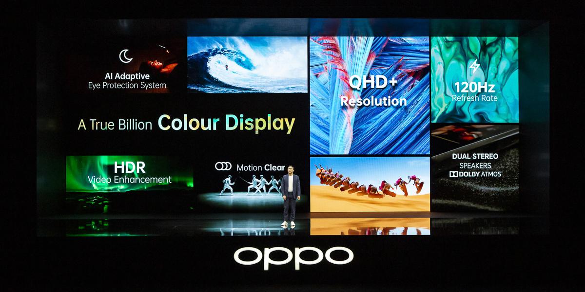 OPPO FIND X2 屏幕