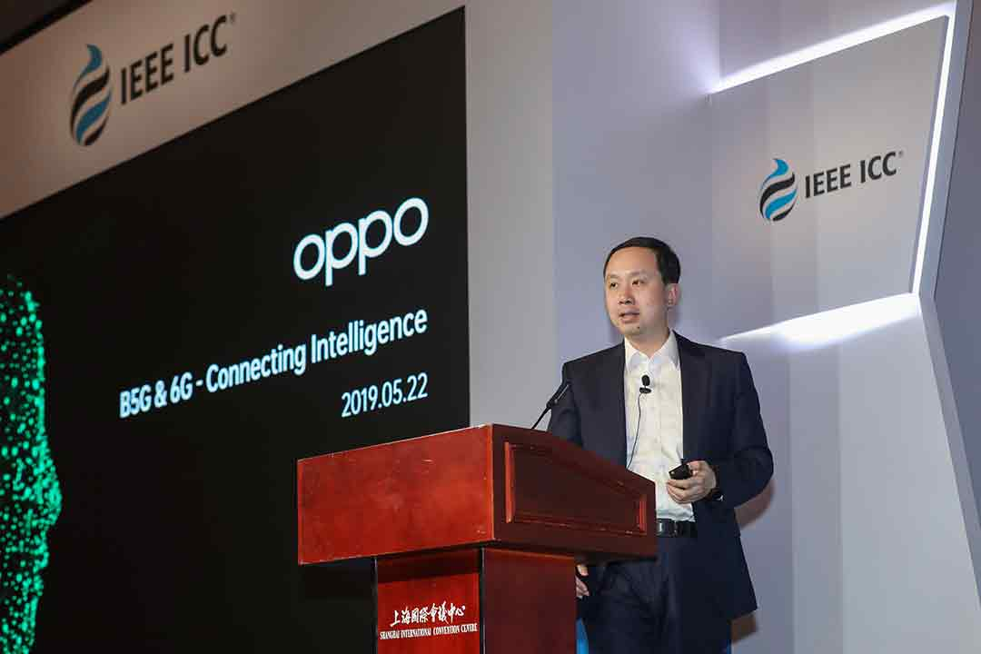 Beyond 5G: OPPO previews vision for 6G and future of connected intelligence at 2019 IEEE ICC