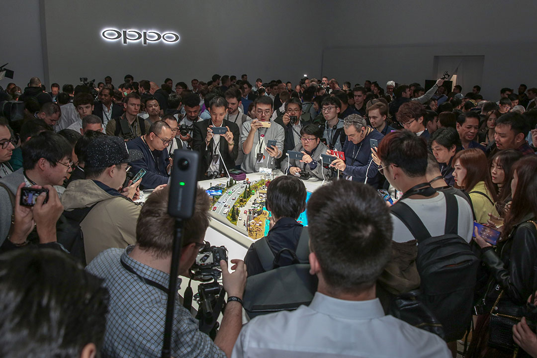 OPPO 2019 Innovation Event Offers Partners Chance to 'Get Closer'