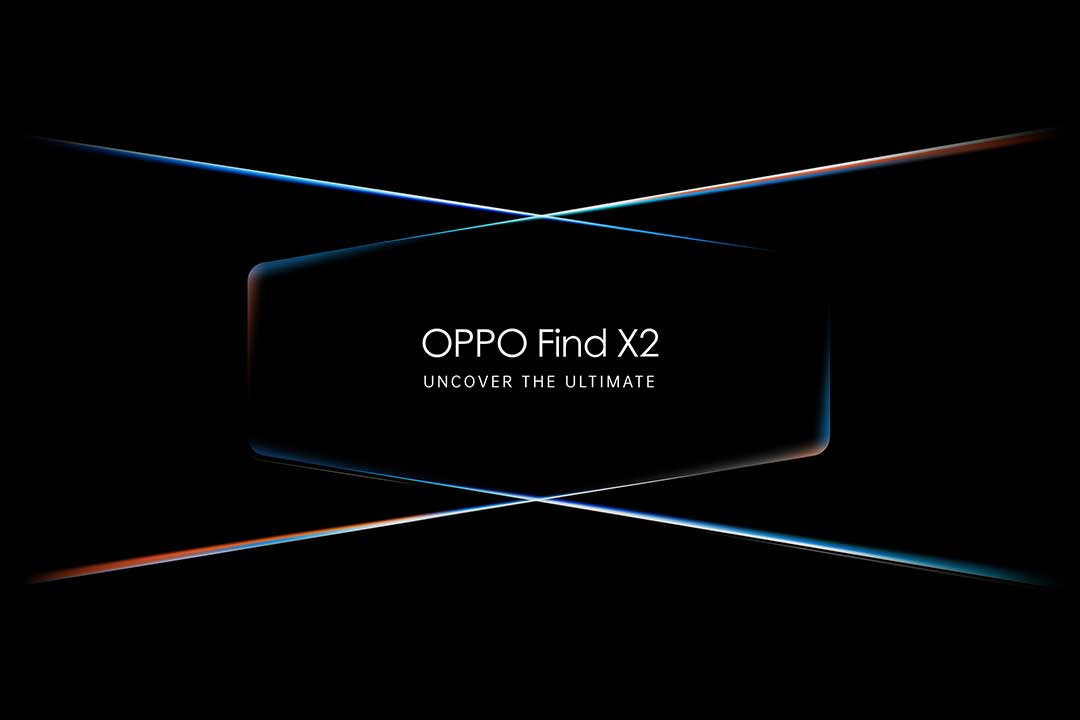 OPPO Find X2 All-round Powerful 5G Flagship to be Launched at Online Conference