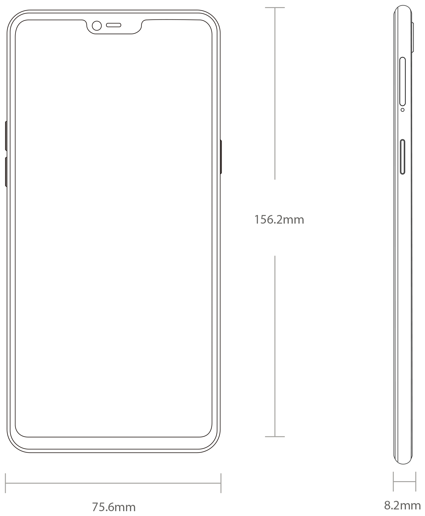 Oppo A3s Bigger Battery Dual Camera Global 2gb Dimensions