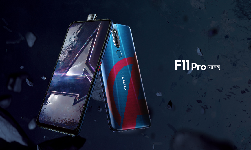 OPPO F11 Pro Marvel's Avengers Limited Edition | OPPO India