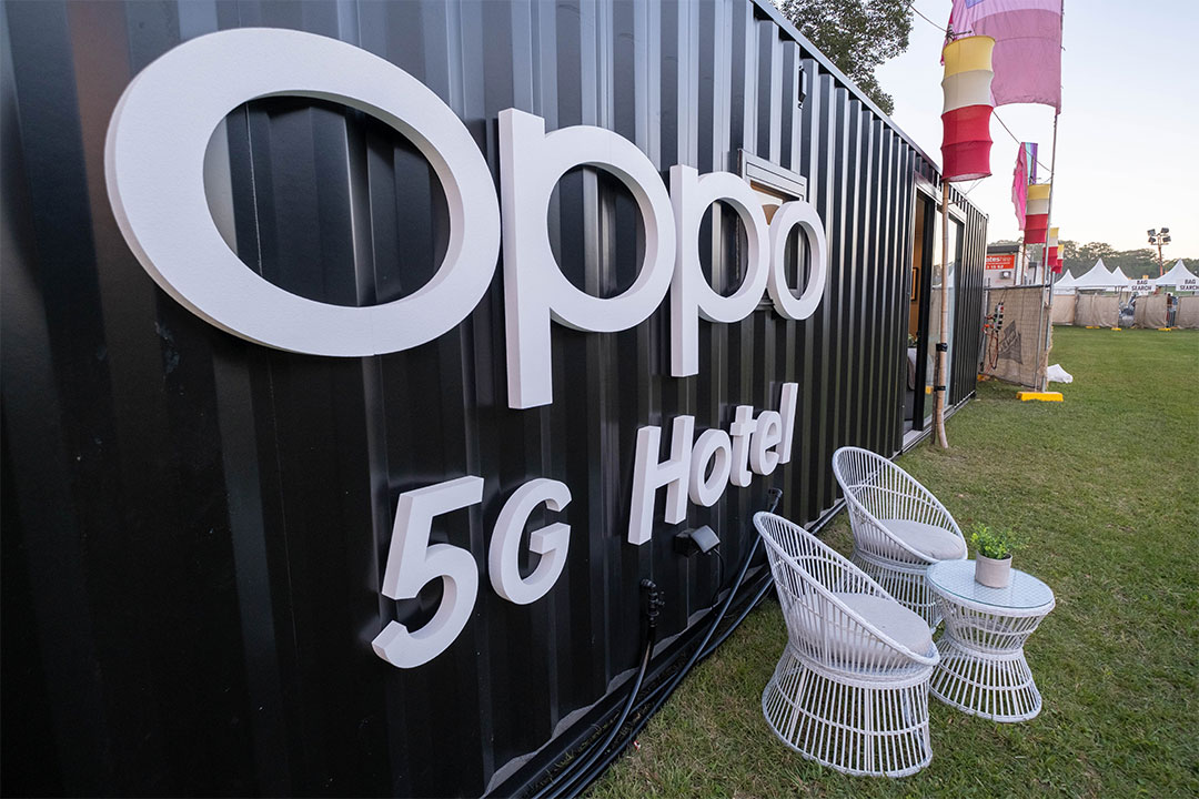 The first 5G Hotel is in Australia!