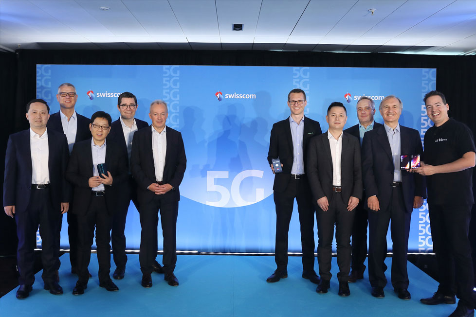 The first step of OPPO 5G landing plan: Partners with Swisscom's commercial launch in Europe