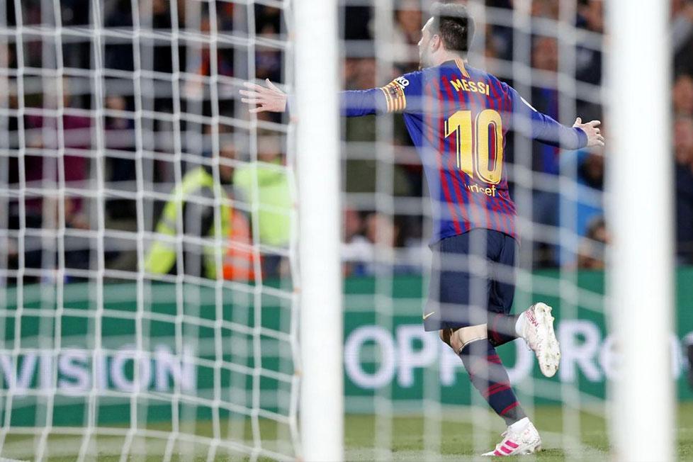 Big Congratulations to FC Barcelona on the 8th Championship Win of La Liga!