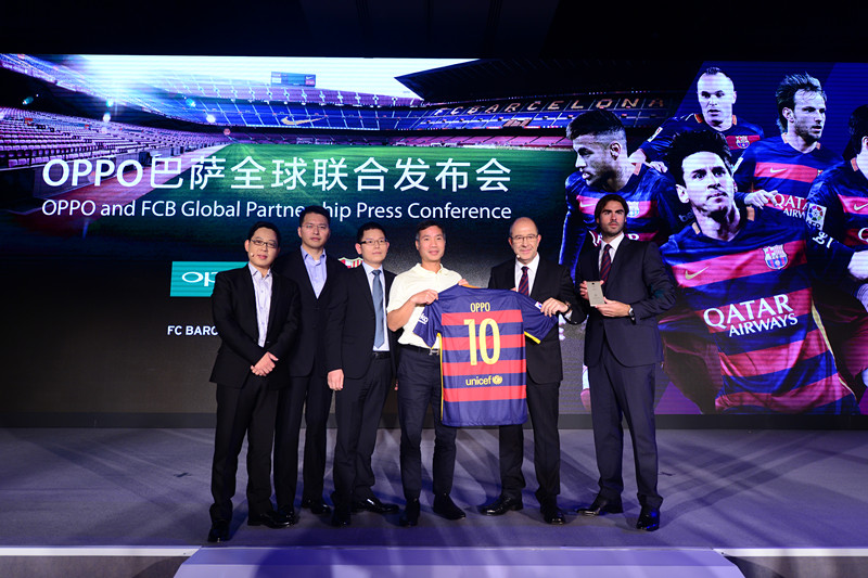 The FC Barcelona Vice Chairman welcomes OPPO into the family with a special jersey.jpg