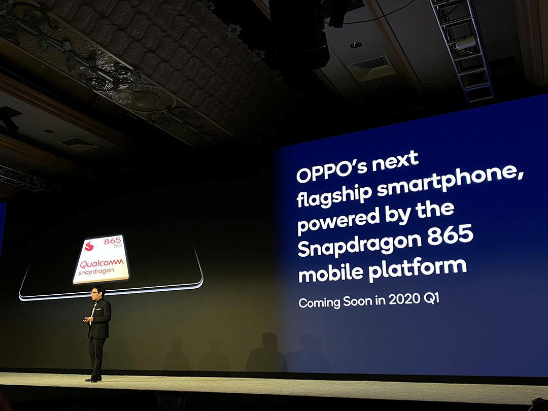 OPPO lanzará Smartphones 5G con el respaldo de las plataformas móviles Snapdragon 865 y 765G de Qualcomm