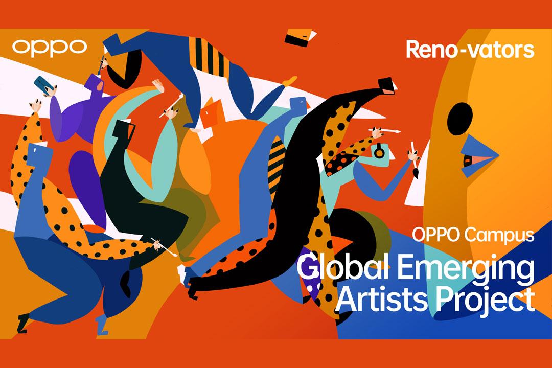 OPPO Announces Emerging Artists Project 'Reno-vators'