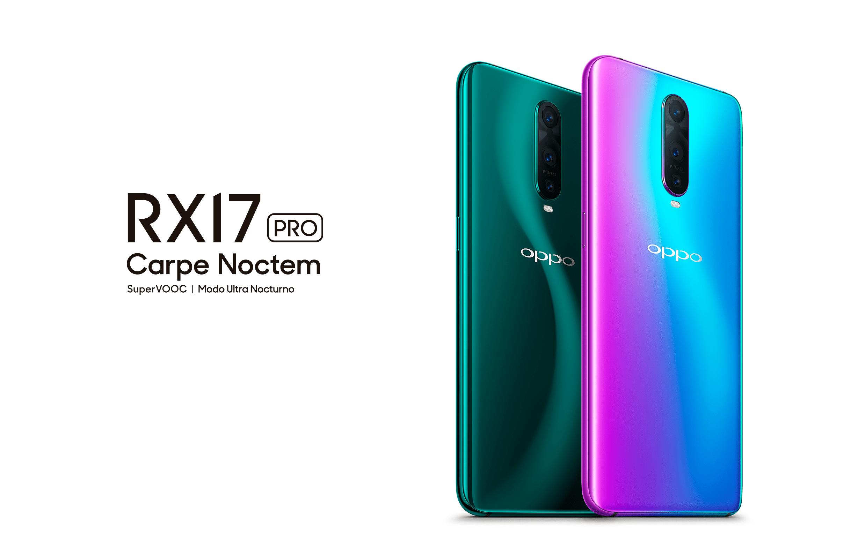 OPPO RX17 Pro y OPPO RX17 Neo ya a la venta en España