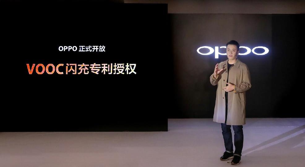 OPPO da licencias de su tecnología VOOC Flash Charge, utilizada en más de 100 millones de smartphones en todo el mundo