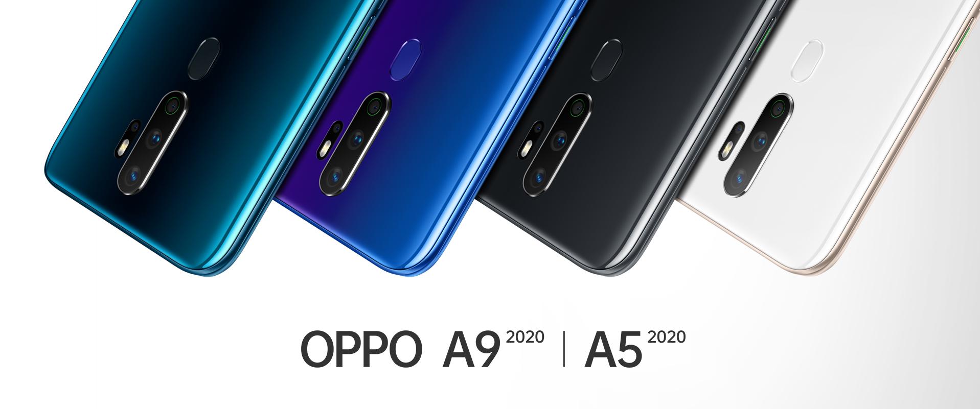OPPO dévoile les deux nouveaux modèles de sa gamme A
