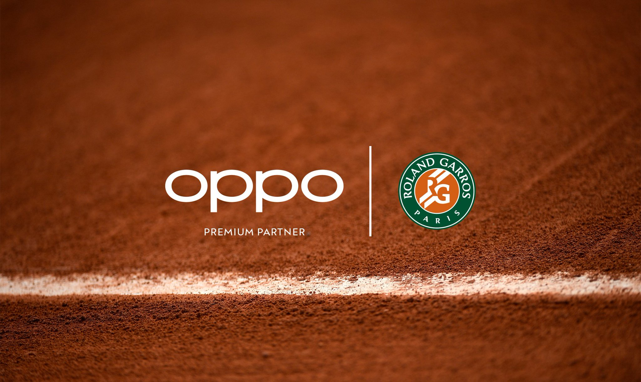OPPO devient partenaire premium et smartphone officiel de Roland-Garros et du Rolex Paris Masters