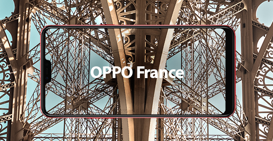 OPPO Disclaimer - importation parallèle