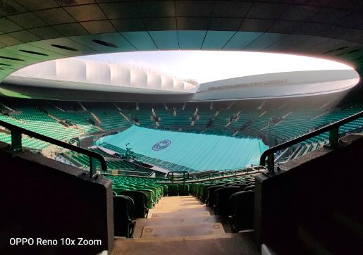WIMBLEDON : Le photographe officiel utilisera l'OPPO Reno 5G pour immortaliser les temps forts de la compétition