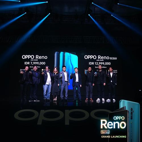 Lini terbaru OPPO Reno resmi diluncurkan, apa saja keunggulan-keunggulannya?