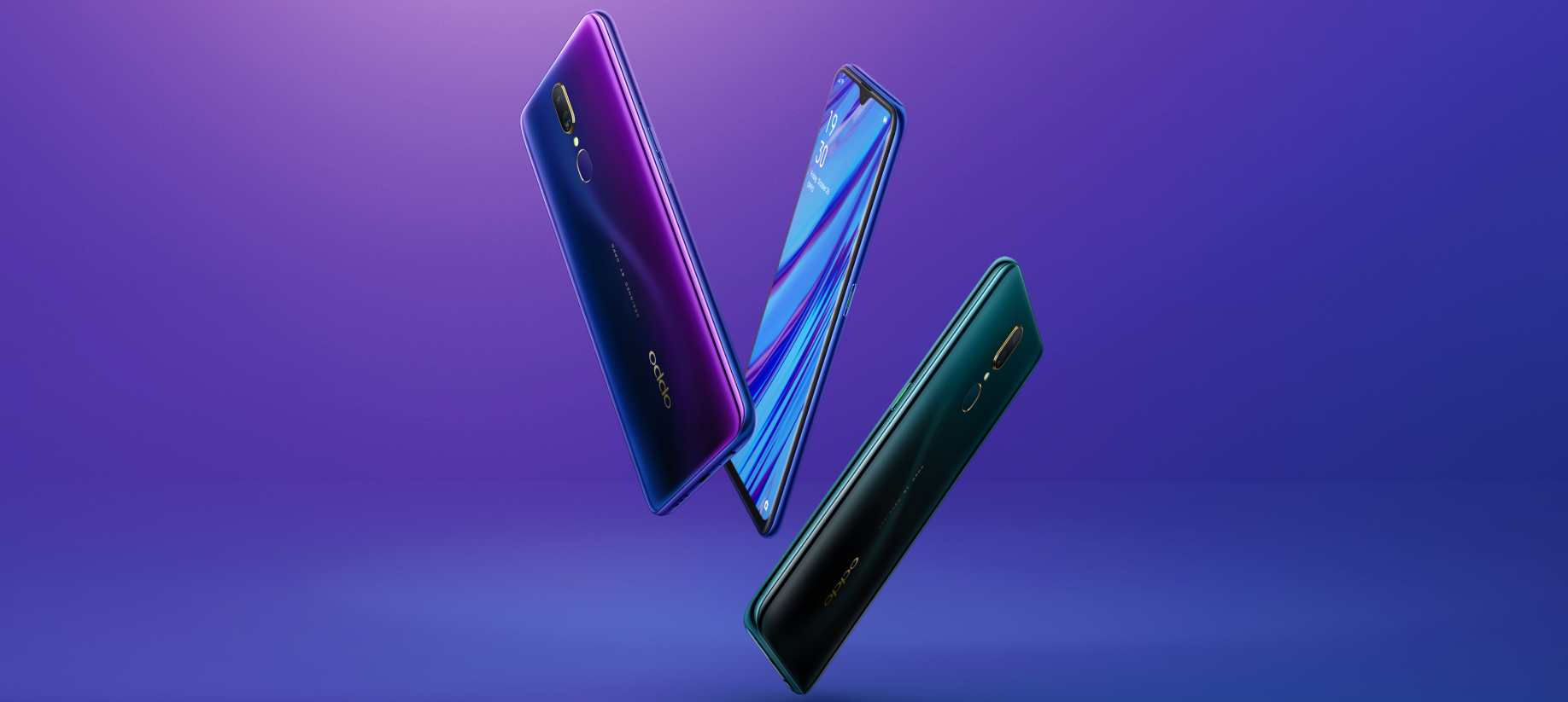 OPPO offers a bigger and better experience with A9