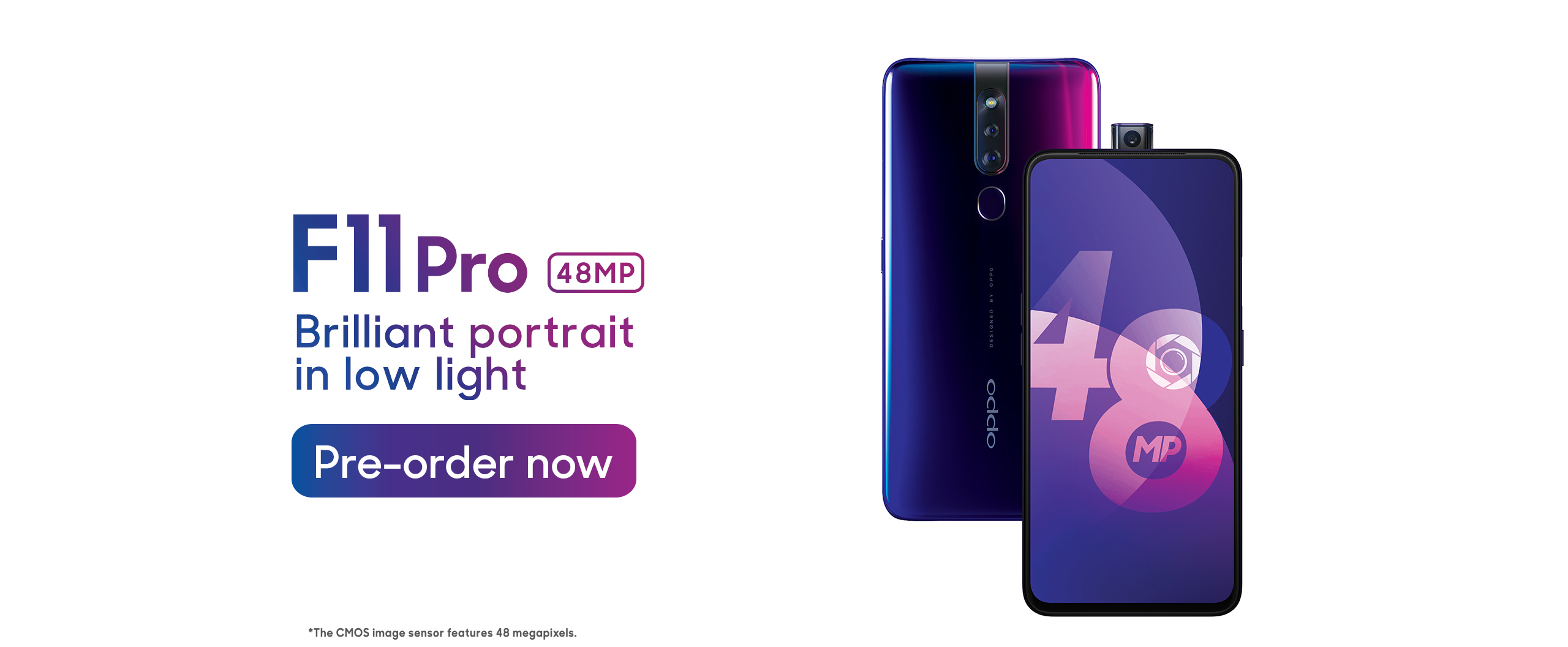 Oppo F11 Pro Wallpapers: F11 Pro Features & Specs