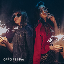 Low Light Image of OPPO F11 Pro Mobile Phone Camera