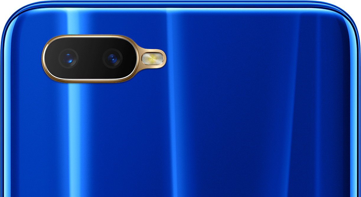 OPPO K1 Phone - AI-Powered Dual Rear Camera