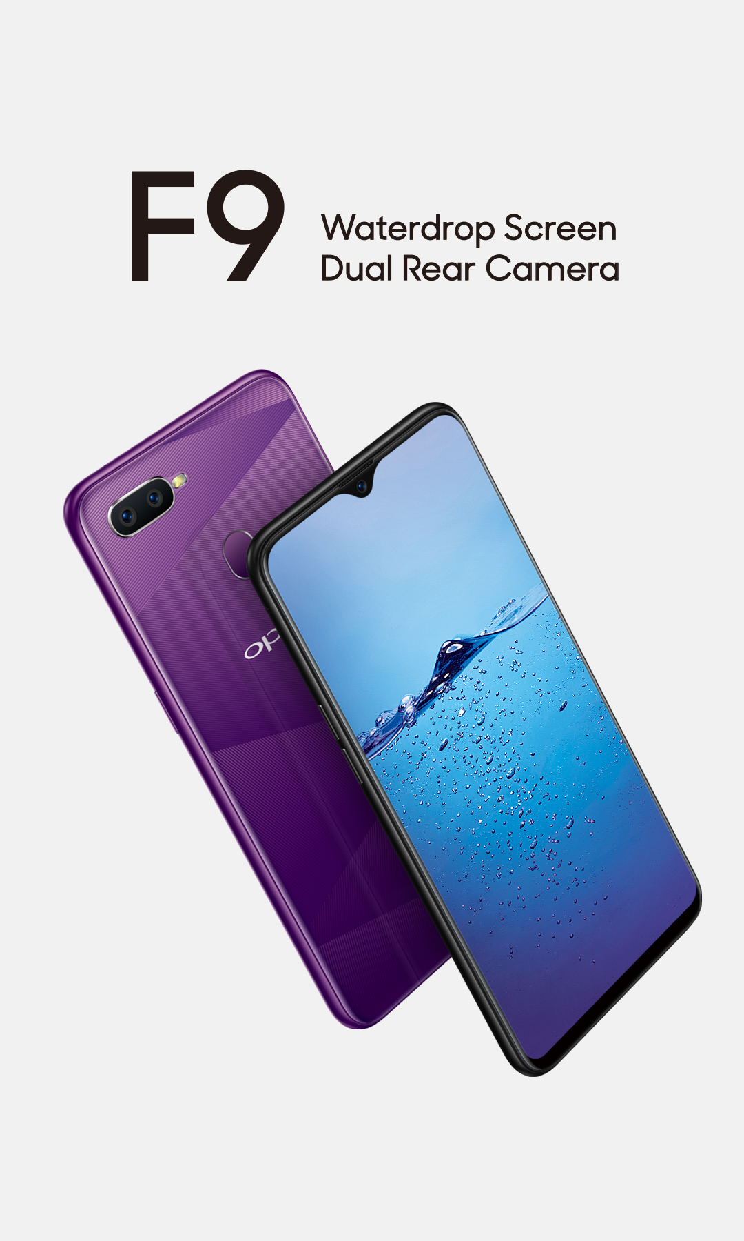 OPPO F9 Mobile – Camera, Slow Motion Videos & Other Features
