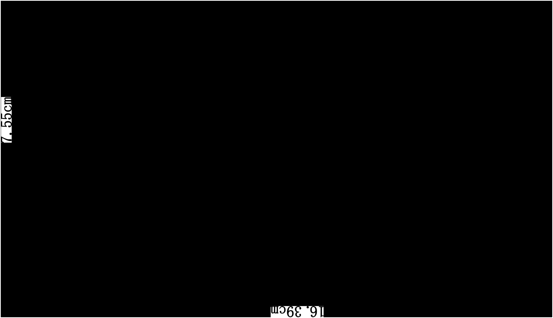OPPO A31 Dimension Image