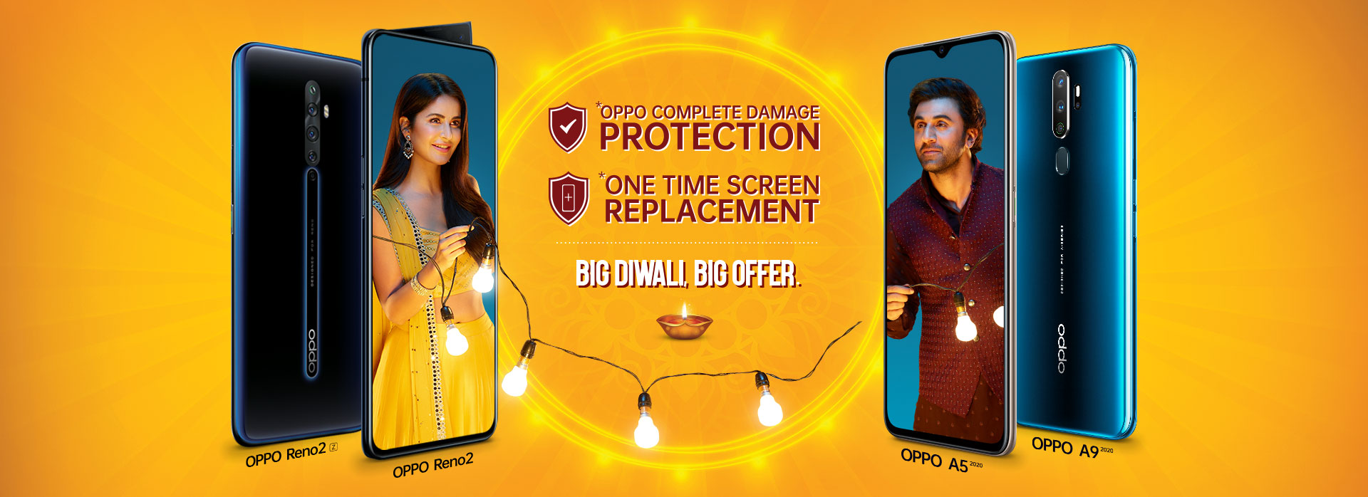 OPPO adds to festive cheer with Big Diwali, Big Offer
