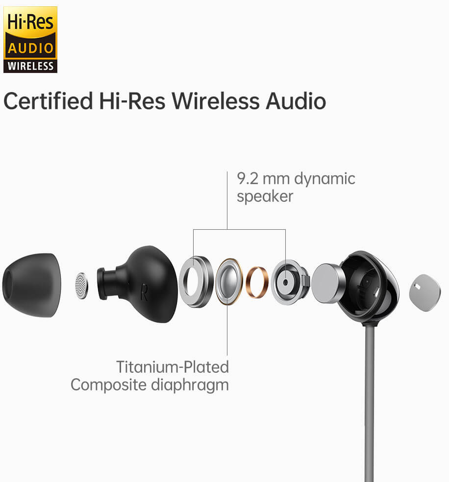 Certified Hi-Res Wireless Audio