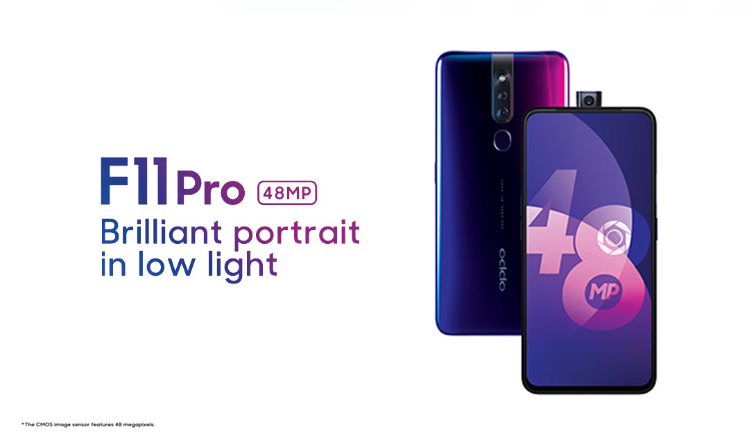 OPPO raises the bar in low light photography, launches OPPO F11 Pro in India