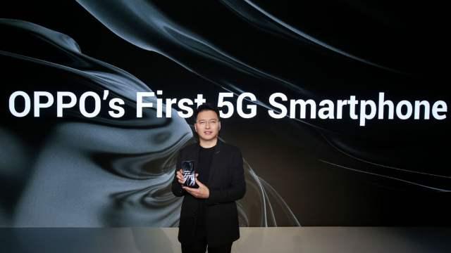 Il primo smartphone 5G di OPPO riceve la certificazione CE per il 5G